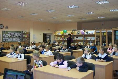 Читатели библиотеки ГБОУ школа № 655 СПб - фото 6