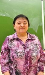 Галимова Замзямия Равилевна - учител ьматематики - фото