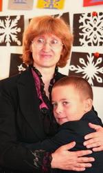 Хрусталева Людмила Ивановна - учитель нач.кл. - фото