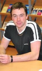 Захаров Антон Сергеевич - учитель физкультуры - фото