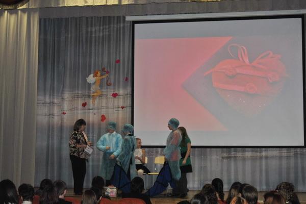 2-ой тур конкурса 2 звезды - школа №655 - фото 2