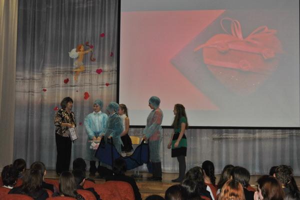 2-ой тур конкурса 2 звезды - школа №655 - фото 4
