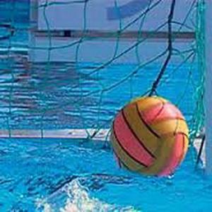 Матч по водному поло - картинка
